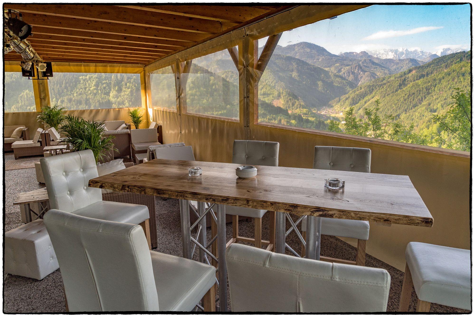 Sunset Lounge - Berghof Brunner